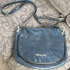 Michael Kors Saffiano Leather Crossbody Handbag